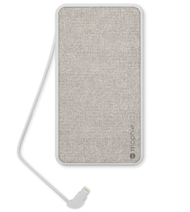 mophie powerstation plus 10000 Universal Battery with Lightning Connector
