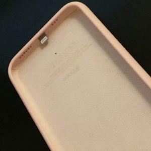 Smart Battery Case スマートバッテリーケース Xs ピンクの内部の下部